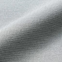 洗えるシルク 総針編み Vネック カーディガン 生地アップ