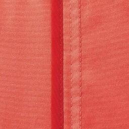 「ミノテック(R)」 撥水加工 ベルテッド ライトトレンチコート 内側の縫い代部分は丁寧なパイピング始末。