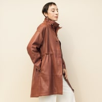 エントルフィーノ モッズ風デザイン コート
