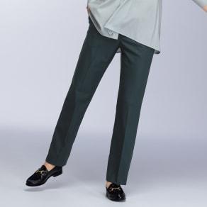 【股下丈63cm】 「NIKKE」 マフ混 ウォッシャブル パンツ 写真