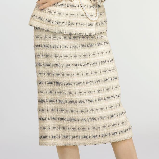 マリア・ケント社 スカート 着用例