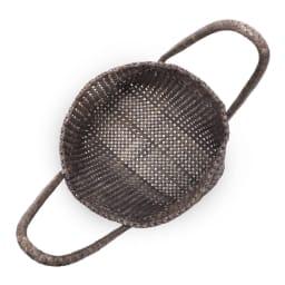 ゴートレザー 玉編み メッシュ トートバッグ インバッグは取り外し可