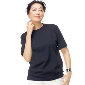 オーガニックコットン ジャージー Tシャツ 写真