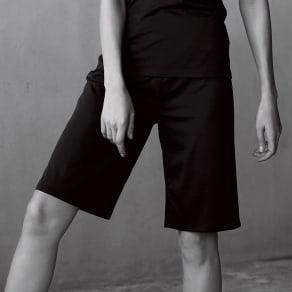 衣類を労る 汗取りシリーズ(防水布なし) タップパンツ 写真