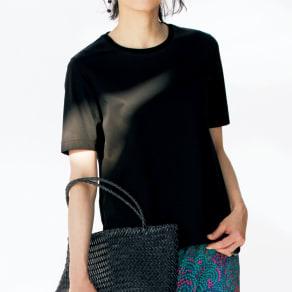 STIR/スティア ポケット付き ドレスTシャツ 写真