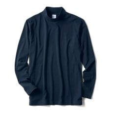 「I cotoni di ALBINI」 超長綿 ハイネック Tシャツ