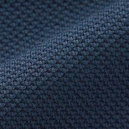 「FIELDSENSOR(R)」 鹿の子編みニットジャケット 汗を速やかに移動させ、不快なべとつきを軽減する東レの「フィールドセンサー(R)」を採用。