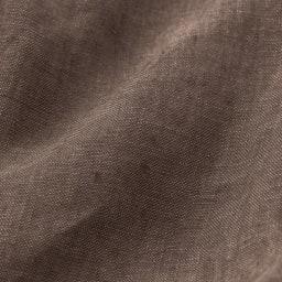 「Albini」 リネン サファリシャツジャケット 清涼感漂う、さらりとしたヨーロッパ最高品質のリネン1%。麻本来の自然な表情も魅力。