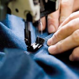 SCENE(R) 7DAYS ジャパンメイドシャツシリーズ ネイビーオックス ジャパンメイド 高い技術力と緻密な作業で世界的に信頼度の高い日本製。