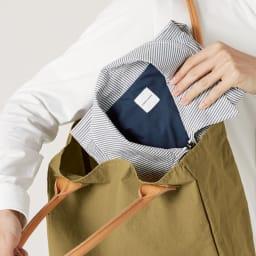 「COOLMAX(R)」 シアサッカーブルゾン 洗濯機で洗えて、すぐに乾く「COOLMAX(R)」素材を使用。バッグにポンと入れてもシワになりにくいのが最大の魅力。