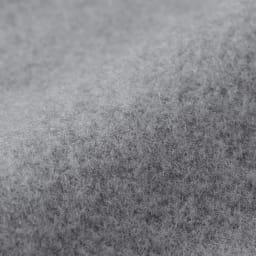 「RIVERSO」 ウールステンカラーコート 上質感もそのまま蘇らせた、柔らかな再生ウールは、優しい表情のシンプルコートと好相性。