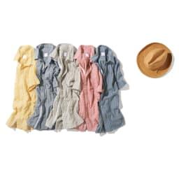オーガニックコットン ショートスリーブシャツシリーズ ピンストライプネイビー オーガニックコットン ショートスリーブシャツシリーズ