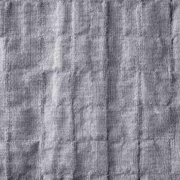 オーガニックコットン ショートスリーブシャツシリーズ シャーリンググレイッシュ Shirring Greyish グレイッシュでシックな大人のリゾートシャツ。