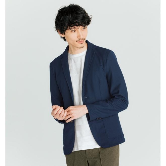 「FIELDSENSOR(R)」 鹿の子編みニットジャケット Tシャツにさっと羽織るだけできまる「軽快サマージャケット」
