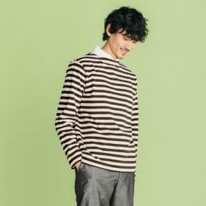 フランス「BUGIS」社 バスクシャツシリーズ ロングスリーブ 写真