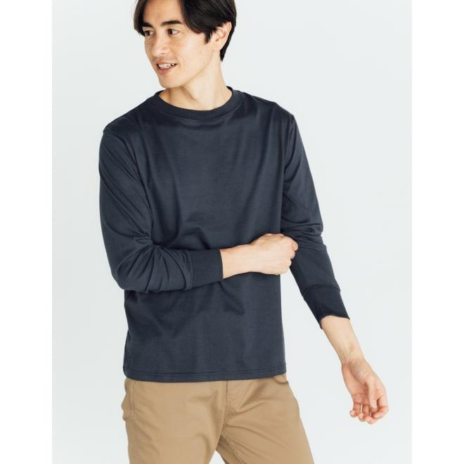 スッキリ袖リブドレスTシャツ ディノスコードの定番アイテム。「家族お揃いで着ています。」と嬉しいお声もいただいています。