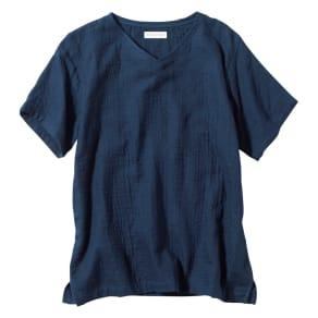 マシュマロガーゼ ルームウェアTシャツ 写真