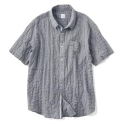 オーガニックコットン ショートスリーブシャツシリーズ シャーリンググレイッシュ