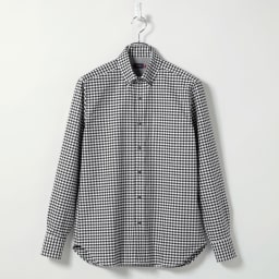 SCENE(R)/シーン 7DAYSジャパンメイドシャツシリーズ オックスギンガム