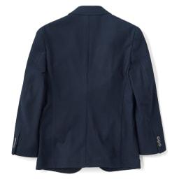 「COOLMAX(R)」 サマーニットジャケット Back Style