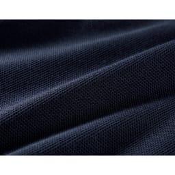 「COOLMAX(R)」 サマーニットジャケット ハニカム編みの凹凸感で表情を持たせたサマーニットジャケット。蜂の巣状で通気性のよさも格別。