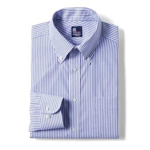100番双糸 GIZAコットン ボタンダウン ワイシャツ 写真