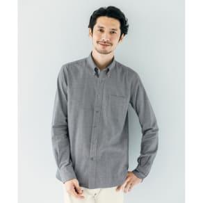 HITOYOSHI/ヒトヨシ ボタンダウンシャツ 写真