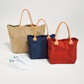 「KONBU(R)-N」 軽量トートバッグシリーズ 大 写真