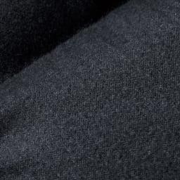 「TOPTHERMO」 ダウンミックスジャケット 高級感のあるヘリンボーン素材を使用