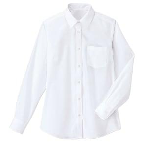 形態安定・抗菌防臭 長袖シャツ 写真