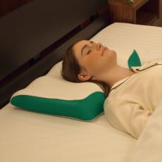 DEEP RESTシリーズ 枕(付属枕カバー付き)+プレミアム枕カバーのお得なセット