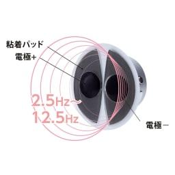 家庭用低周波治療器 ontou(おんとう) 単品 ゲルパッド2枚付属