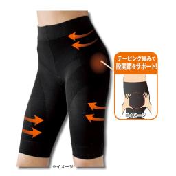 Locox/ロコックス 履くだけエクスガードル (イ)ブラック