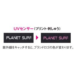 PLANET SURF/プラネットサーフ UVケアシルケットドロップTee ハワイのサーフブランド「プラネットサーフ」が手がける、夏にうれしい機能満載のおしゃれなウエアがずらりと揃いました!
