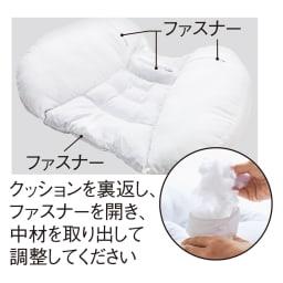 リンクルケア 美容枕110°