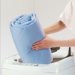 クールパッドプレミアムセット(枕パッド+敷パッド) 1セット 丸洗いOK!部屋干しでも臭いにくい※6