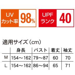 UVプロテクトパーカー アクア