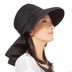 3WAY 遮熱クールUV帽子