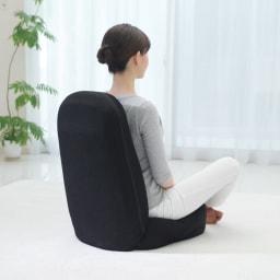 RAKUNA 整体座椅子プレミアム ワイドストレッチバック