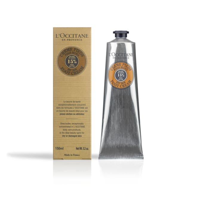 L'OCCITANE/ロクシタン シア フットクリーム 150ml