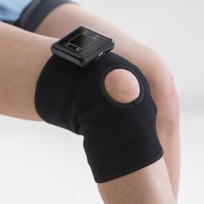 Medi Labo サポーター式ひざ用低周波治療器 写真
