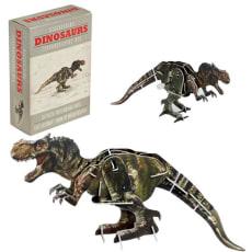 ペーパー3Dパズル 恐竜