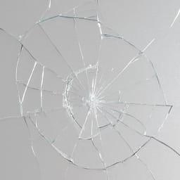 飛散防止ガラスダイニング 引き戸ダイニング・幅100cm 【飛散防止ガラス】 ガラスが割れた場合、破片が飛び散らないように、飛散防止フィルムを貼っています。
