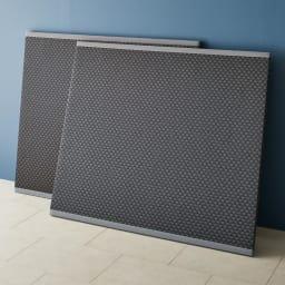 「美草」畳ガス圧収納ベッド 収納棚付きヘッドボードタイプ シングル 畳の取り外しが可能でお手入れも簡単。