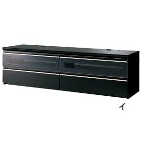 ラグジュアリーテレビボードシリーズローボード180<パモウナ VD-1800下台> 写真