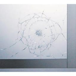 ギャラリー壁面収納 洗練デザインのリビングカウンター収納シリーズ 下台 ガラス扉タイプ 幅60cm [パモウナ YA-61] ガラスは飛散防止フィルム貼りで万一割れても破片が飛び散るのを防ぎます。
