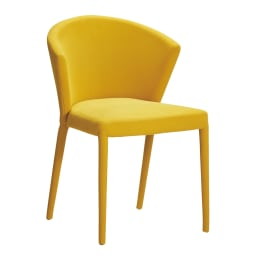 Amelie アメリー ダイニングチェア 1脚 [Calligaris カリガリス] イエロー