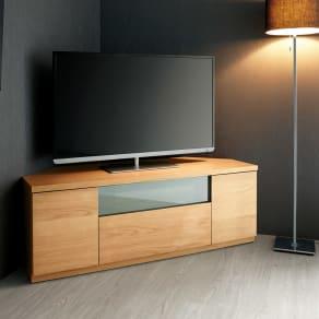 コーナーStyle+ テレビ台 幅119.5cm 写真