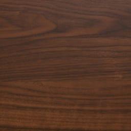 幅が10cm単位で選べるテレビ台 幅160cm 重厚感がありモダンなウォルナットの木目調。