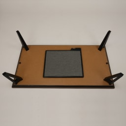【長方形】ヴィンテージリビングこたつ 150×80cm
